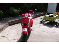 50cc Scooter (Baotian)