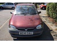 Vauxhall Corsa Envoy 1.7D
