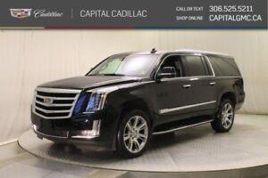 2018 Cadillac Escalade ESV Luxury 4WD*Leather*