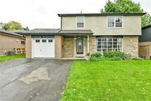 A Master W/ 4-Pc Ensuite & A Finished Basement Rec Room!