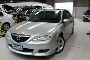2003 Mazda 6 GG1031 Luxury Sports Silver Manual Hatchback Knoxfield Knox Area Preview
