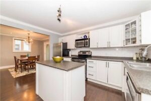 OSHAWA SEMI-DETACHED 2- PLUS -1  BEDROOMS HOME!