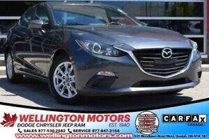 2014 Mazda Mazda 3 / Heated Seats / Nav . Equipped / Back-Up Cam