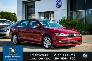 2015 Volkswagen Jetta Sedan Highline TDI w/ Sport Package/Backup