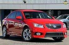 2014 Holden Cruze JH Series II MY14 SRi Red 6 Speed Sports Automatic Sedan Mornington Mornington Peninsula Preview