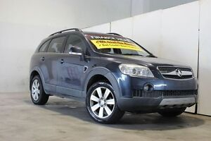 2007 Holden Captiva CG LX (4x4) Blue 5 Speed Automatic Wagon Underwood Logan Area Preview