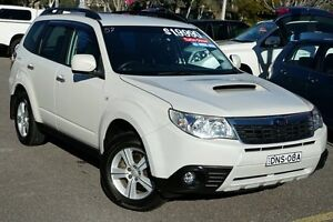 2010 Subaru Forester S3 MY10 2.0D AWD White 6 Speed Manual Wagon Phillip Woden Valley Preview
