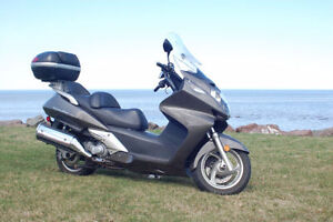 HONDA SILVERWING 600cc SCOOTER