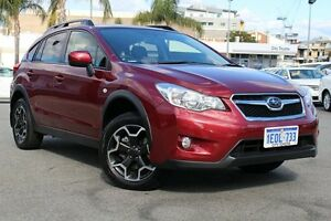 2014 Subaru XV G4-X MY14 2.0i-L Lineartronic AWD 6 Speed Constant Variable Wagon Northbridge Perth City Area Preview