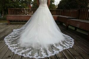 Wedding dress Kitchener / Waterloo Kitchener Area image 4