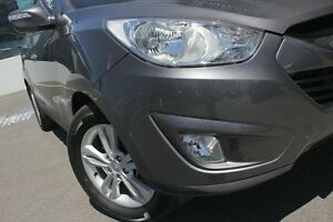 2010 Hyundai ix35 LM Elite (AWD) Grey 6 Speed Automatic Wagon Wolli Creek Rockdale Area Preview