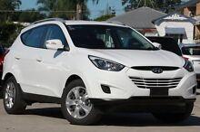 2012 Hyundai ix35 LM2 Elite White 6 Speed Sports Automatic Wagon Nundah Brisbane North East Preview