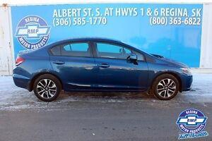 2013 Honda Civic Sdn EX Regina Regina Area image 4