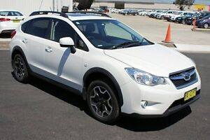 2013 Subaru XV G4-X MY13 2.0i-L Lineartronic AWD White 6 Speed Constant Variable Wagon Maryville Newcastle Area Preview