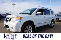 2014 Nissan Armada LEATHER DVD PLAYER Kijiji Special - Was $4799