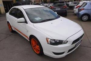 2012 Mitsubishi Lancer ES Automatic Sedan Beaconsfield Fremantle Area Preview