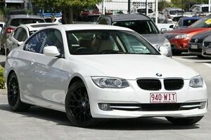 2011 BMW 320D E92 MY11 Steptronic White 6 Speed Sports Automatic Coupe Moorooka Brisbane South West Preview