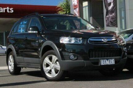 2013 Holden Captiva  Black Auto Seq Sportshift Wagon Watsonia North Banyule Area Preview