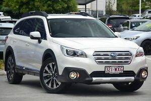 2016 Subaru Outback B6A MY16 3.6R CVT AWD White 6 Speed Constant Variable Wagon Toowong Brisbane North West Preview