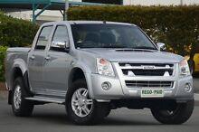 2012 Isuzu D-MAX MY11 LS High Ride Silver 4 Speed Automatic Utility Acacia Ridge Brisbane South West Preview