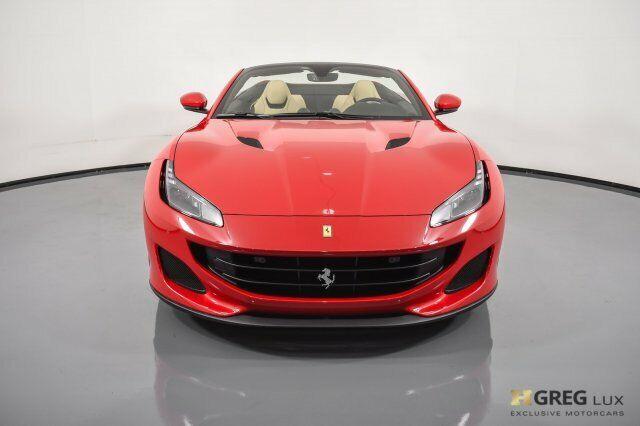 Image 8 Voiture Européenne d'occasion Ferrari Portofino 2019