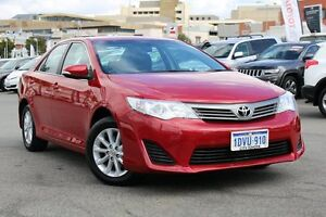 2012 Toyota Camry ASV50R Altise Wildfire 6 Speed Sports Automatic Sedan Northbridge Perth City Area Preview