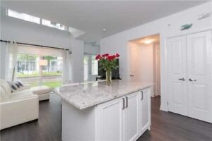 GORGEOUS VAUGHAN CONDO FOR SALE   2 BEDROOMS 3 WASHROOMS