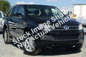 2014 Volkswagen Amarok 2H MY14 TDI420 4Motion Perm Highline Black 8 Speed Automatic Utility Wangara Wanneroo Area Preview