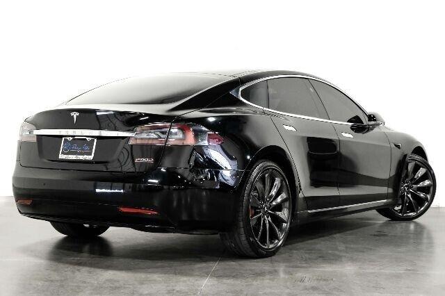 Image 6 Coche Americano usado Tesla Model S 2016
