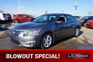 2015 Nissan Altima SV Accident Free,  Heated Seats,  Sunroof,  B