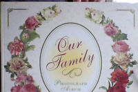 FAMILY ALBUM ~ HARDCOVER *NEW