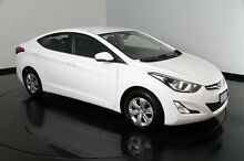2015 Hyundai Elantra MD3 Active Cream 6 Speed Sports Automatic Sedan Welshpool Canning Area Preview