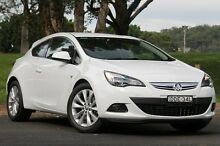 2015 Holden Astra PJ MY15.5 GTC Summit White 6 Speed Manual Hatchback West Gosford Gosford Area Preview