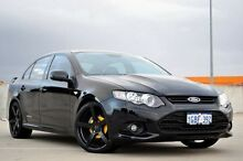 2012 Ford Falcon FG MkII XR6 Black 6 Speed Sports Automatic Sedan Midland Swan Area Preview