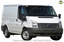 2012 Ford Transit VM 280 Low Roof SWB White 6 Speed Manual Van Northbridge Perth City Preview