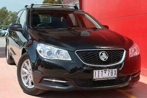 2013 Holden Commodore VF MY14 Evoke Sportwagon Black 6 Speed Sports Automatic Wagon Dandenong Greater Dandenong Preview
