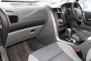 2004 Ford Territory SX TS (RWD) Silver 4 Speed Auto Seq Sportshift Wagon Briar Hill Banyule Area Preview