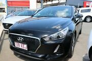 2017 Hyundai i30 GD4 Series II MY17 Active Phantom Black 6 Speed Sports Automatic Hatchback Cleveland Redland Area Preview