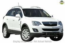 2013 Holden Captiva CG MY13 5 LT White 6 Speed Sports Automatic Wagon Beaudesert Ipswich South Preview