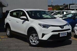 2015 Toyota RAV4 ZSA42R GX 2WD Glacier White 7 Speed Constant Variable Wagon Claremont Nedlands Area Preview