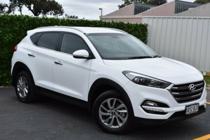 2015 Hyundai Tucson TLE Elite D-CT AWD White 7 Speed Sports Automatic Dual Clutch Wagon St Marys Mitcham Area Preview