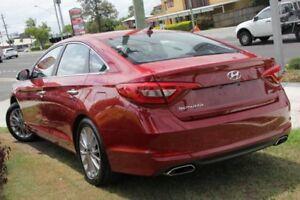 2015 Hyundai Sonata LF MY16 Elite Red 6 Speed Sports Automatic Sedan