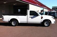 2009 Ford Ranger PK XL White 5 Speed Manual Utility Northbridge Perth City Preview