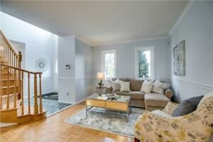 GORGEOUS 3+1 Bedroom Detached House @VAUGHAN $879,000 ONLY