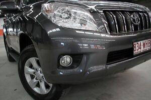 2013 Toyota Landcruiser Prado KDJ150R 11 Upgrade GXL (4x4) Grey 5 Speed Sequential Auto Wagon Coopers Plains Brisbane South West Preview
