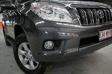2013 Toyota Landcruiser Prado KDJ150R 11 Upgrade GXL (4x4) Grey 5 Speed Sequential Auto Wagon Coopers Plains Brisbane South West Preview
