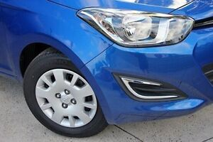 2015 Hyundai i20 Blue Automatic Hatchback Cranbourne Casey Area Preview