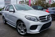 2015 Mercedes-Benz GLE350 W166 d 9G-TRONIC 4MATIC Silver 9 Speed Sports Automatic Wagon Phillip Woden Valley Preview