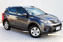 2015 Toyota RAV4  Grey Constant Variable Wagon Embleton Bayswater Area Preview