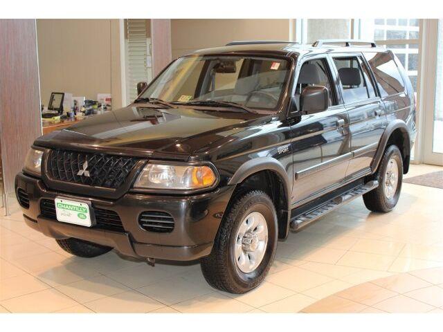 Mitsubishi : Montero ES ES AIR CONDITIONING POWER LOCKS WINDOWS MIRRORS SIDE STEPS KEYLESS AM/FM CD PLAY